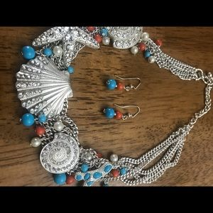 Jewelry - Cute sea shapes necklace